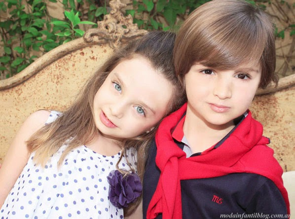 moda infantil 2014 magdalena esposito