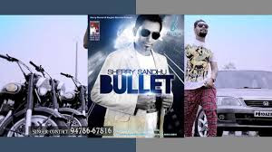 Bullet by Sherry Sandhu