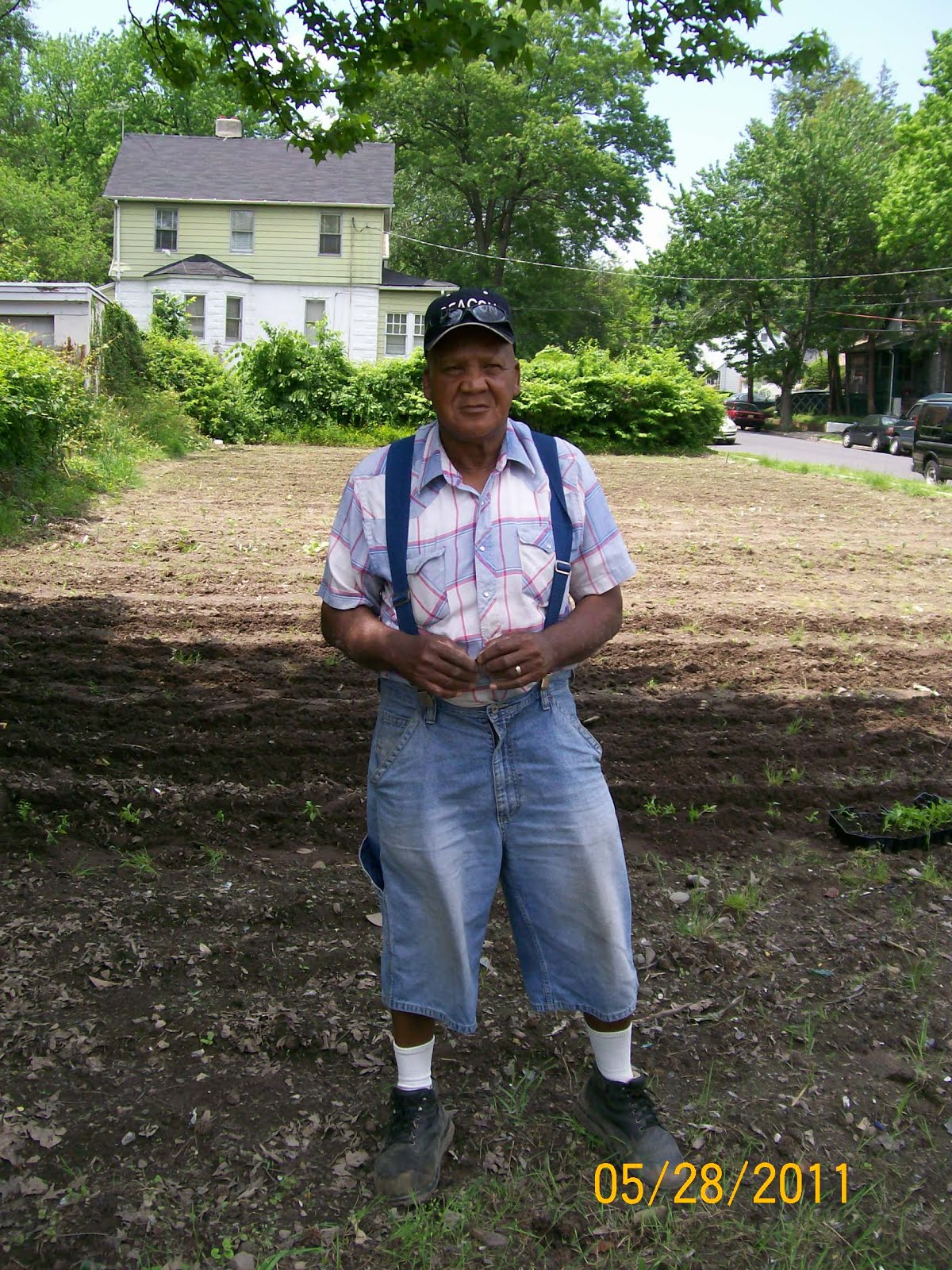 Traditional Farmer from South Carolina