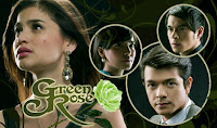 Green Rose