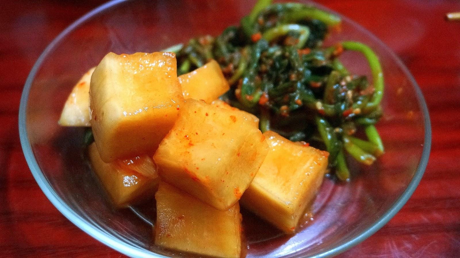 Recipe: Kkakdugi 깍두기 (Cubed Radish Kimchi)