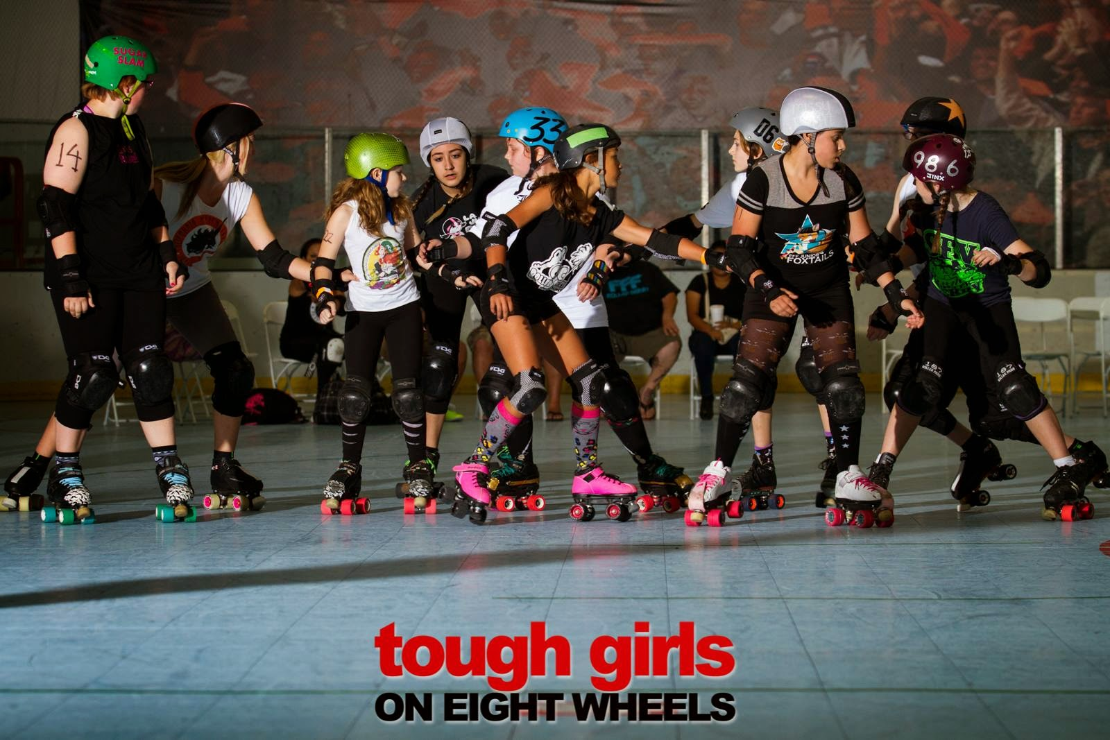 Roller skating visalia - I Love That My Daughter Sees These Young Ladies Getting Skate Time On The Track One Day I Hope To See Her In That Pack