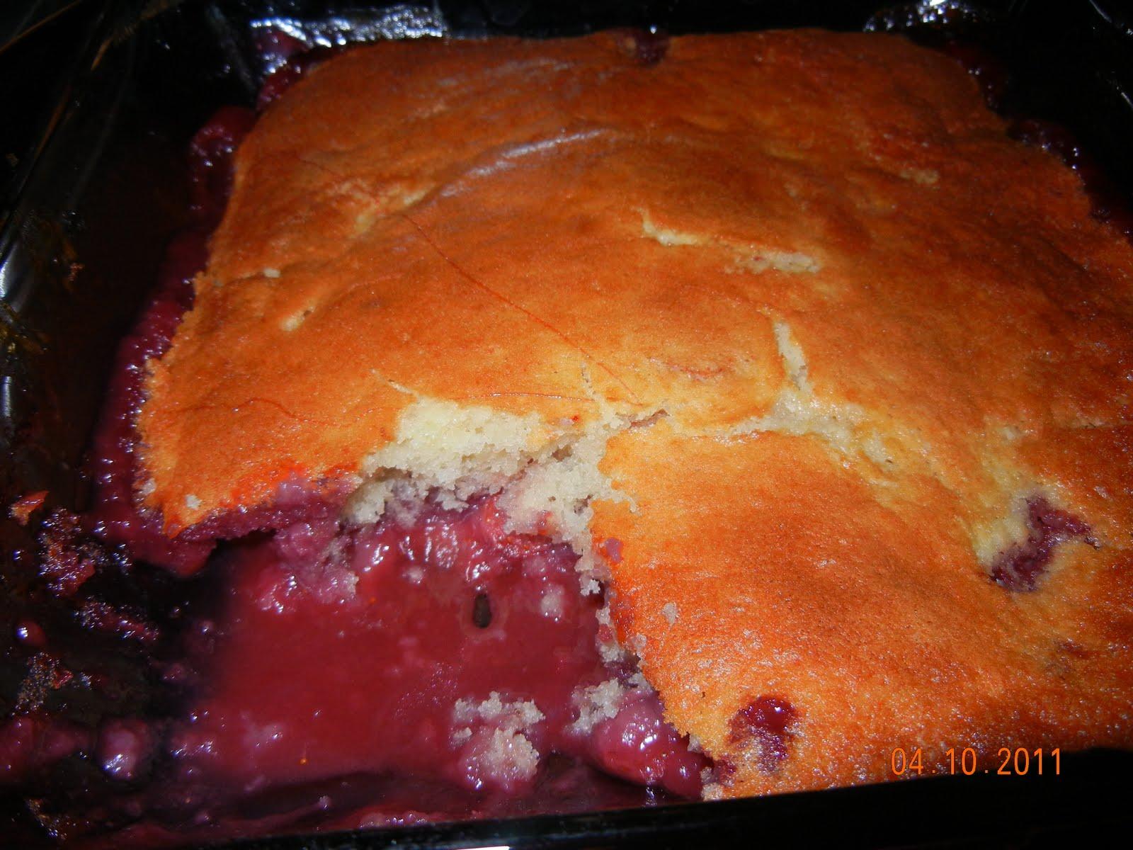 La cuisine de Linda: Pouding aux Fraises de Grand-Maman