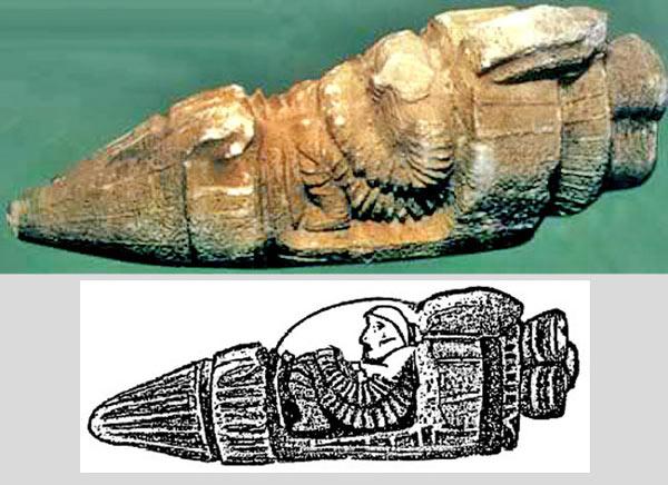 Na vědeckém kongresu se mluvilo o mimozemských civilizacích a 7000 let staré kosmické lodi