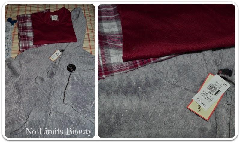 Compras Primark rebajas febrero 2015 - Pijama 3 piezas