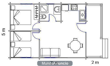 planos de casas a escala