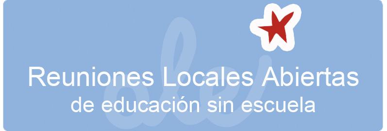 Reuniones locales sin escuela 2011