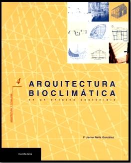 Novedades Sti Arquitectura Bioclim Tica En Un Entorno