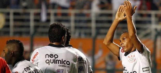 Corinthians 6 x 0 Deportivo Táchira