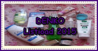 Denko, Listopad 2015