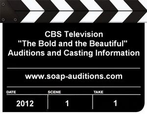 The Bold and The Beautiful Casting