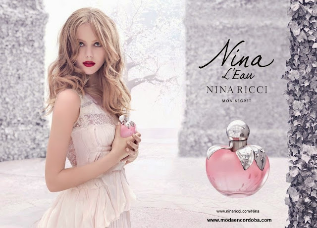 Perfumes Importados.Nina Ricci.L`EAU
