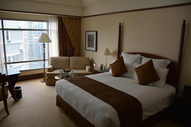 Mandarin Oriental Hotel KL room