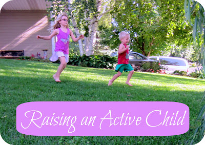 Tips for Raising an Active Child