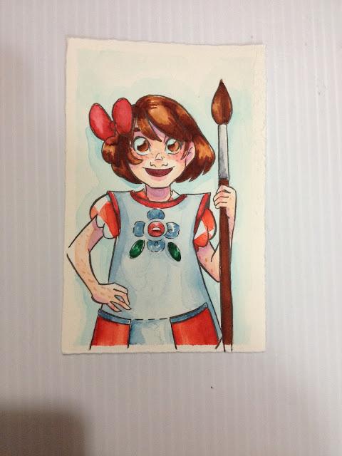 Crayola Supertips, waterbased markers, watercolor markers, cheap watercolor markers