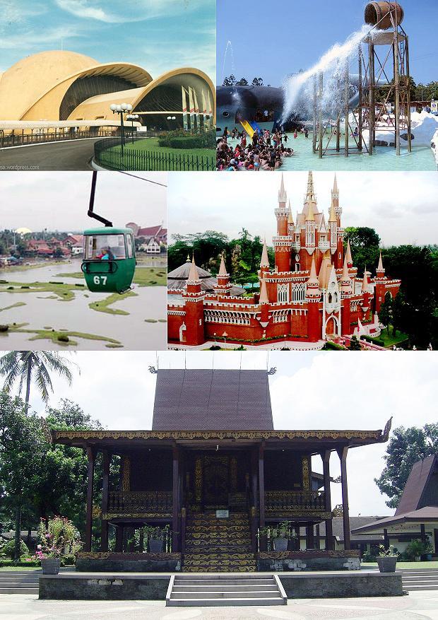 Tempat Wisata Di Daerah Jakarta : Taman Mini Indonesia Indah