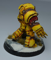 Pre-Heresy Imperial Fists Cataphractii Squad