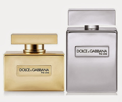 Dolce & Gabanna The One Platinum and Gold