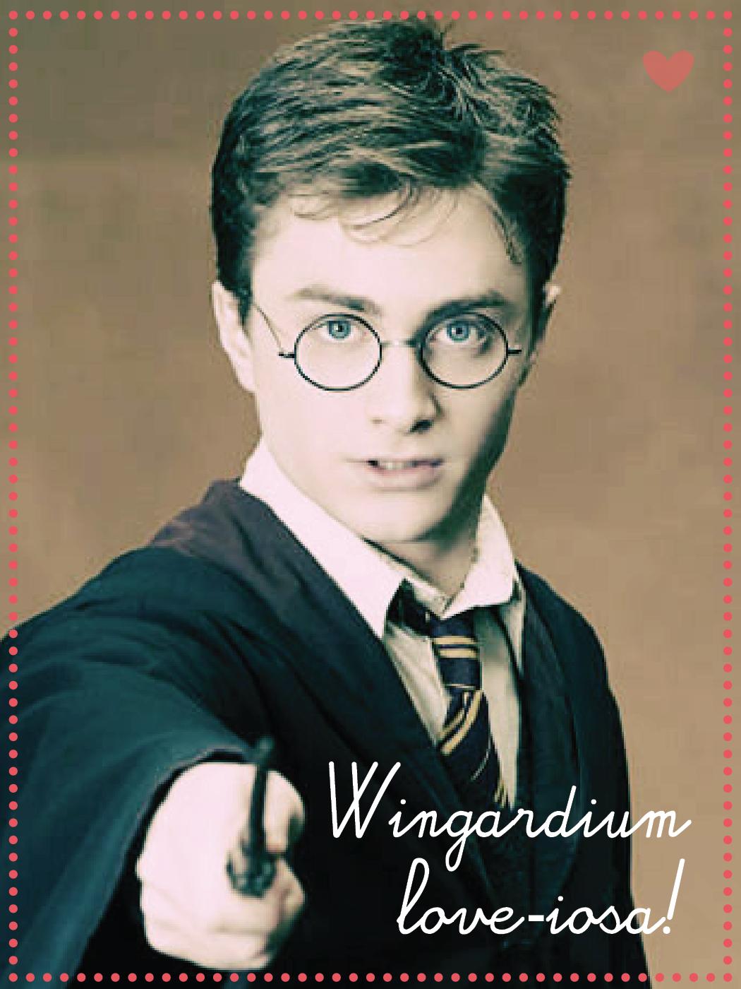 Cards: Harry Potter Valentines