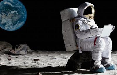 Nasa coloca um Wi-Fi de 622 Mbps na Lua