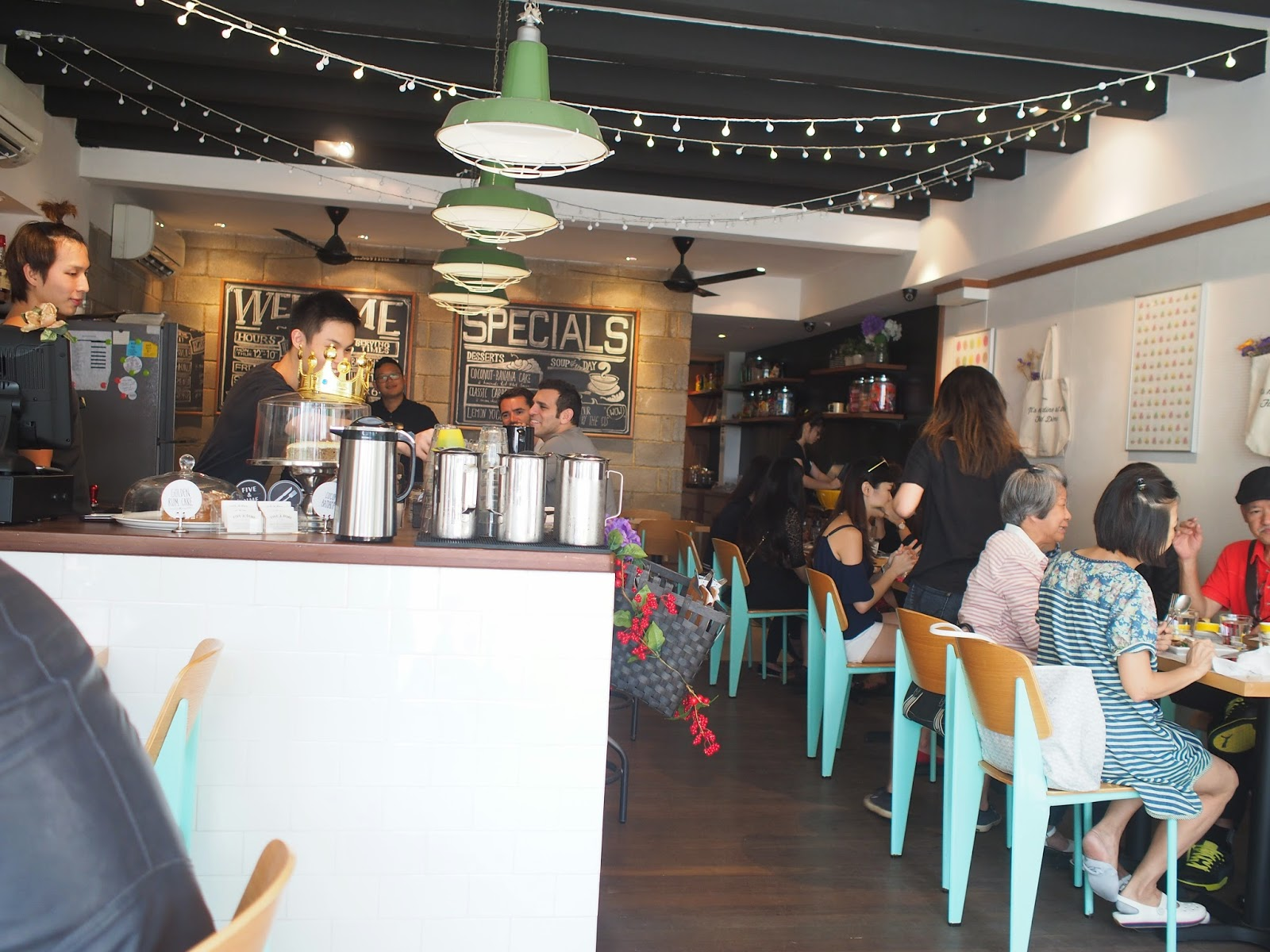 [Cafe Hopping in Singapore] Five and Dime Eatery (River ...