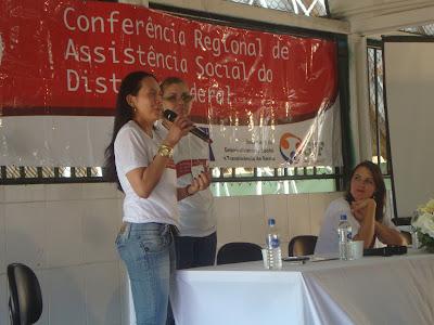 Conferência Regional de Assistência Social São Sebastião