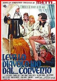 Leva lo diavolo tuo dal… convento (1973)