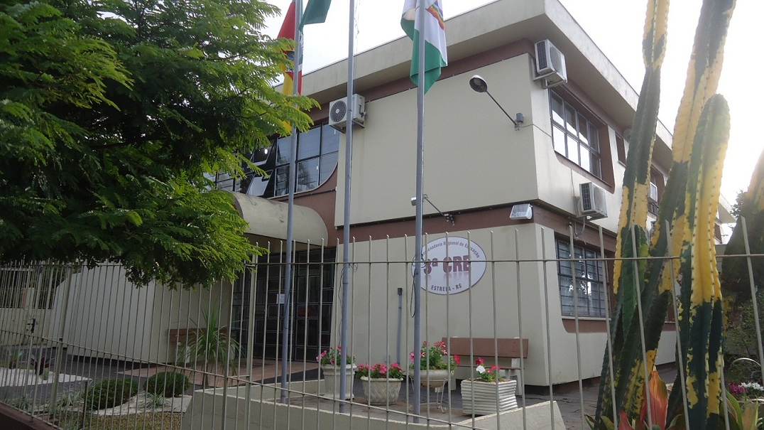 3ª Coordenadoria Regional de Educação - Estrela/RS