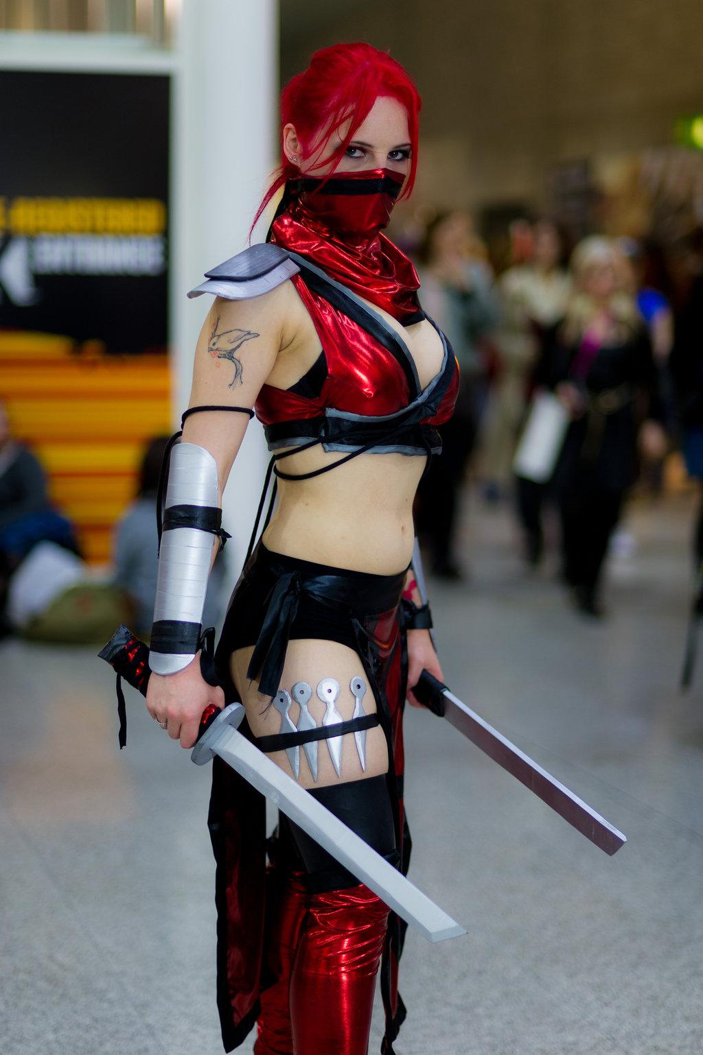 Mortal Kombat Girls Cosplay