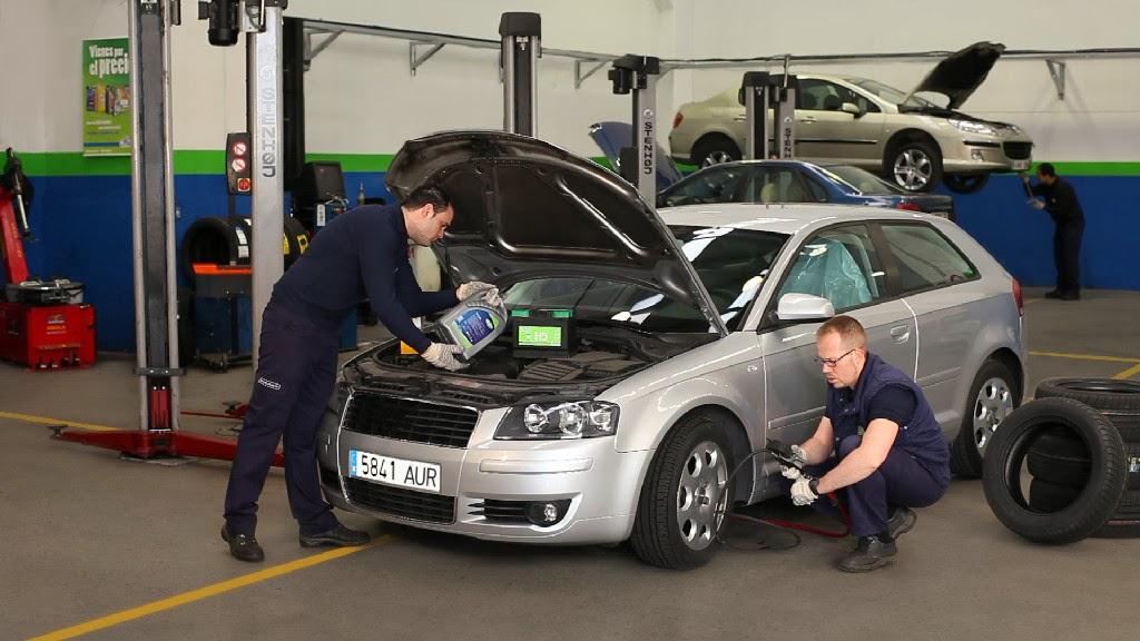 Mantenimientos b sicos si tienes un auto espacio - Asegurar coche un mes ...