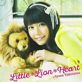 Little*Lion*Heart by Ayana Taketatsu