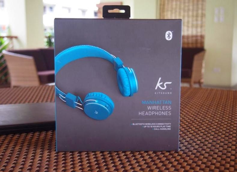 TeknoGadyet Giveaway: Kitsound Manhattan Wireless Headphones