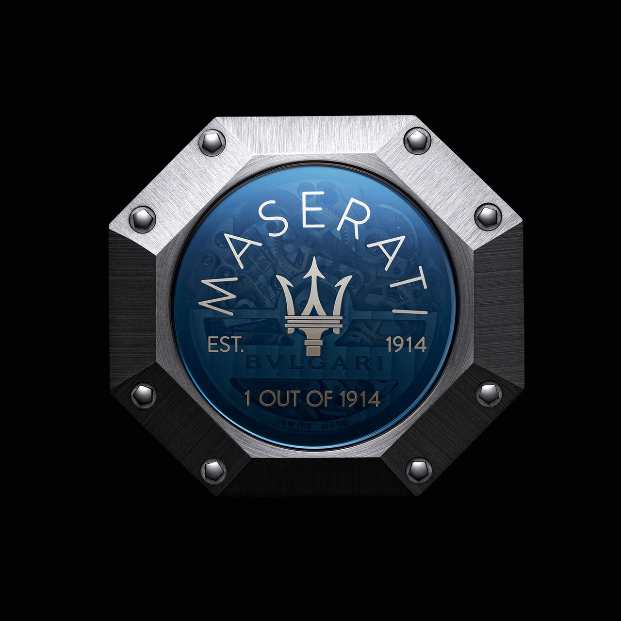 Bulgari Octo Maserati: The epitome of italian excellence