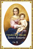 OCTUBRE, MES DEL SANTO ROSARIO