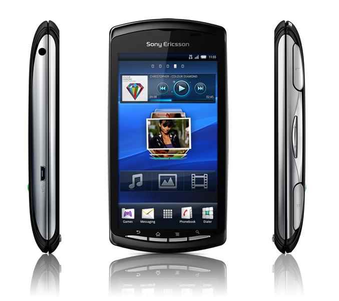 Fiche technique téléphone mobile Sony Ericsson XPERIA Play