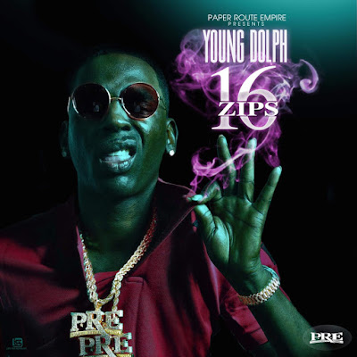 Young Dolph - 16 Zips Cover