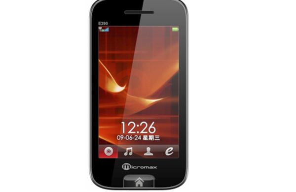 micromax e390 price in india