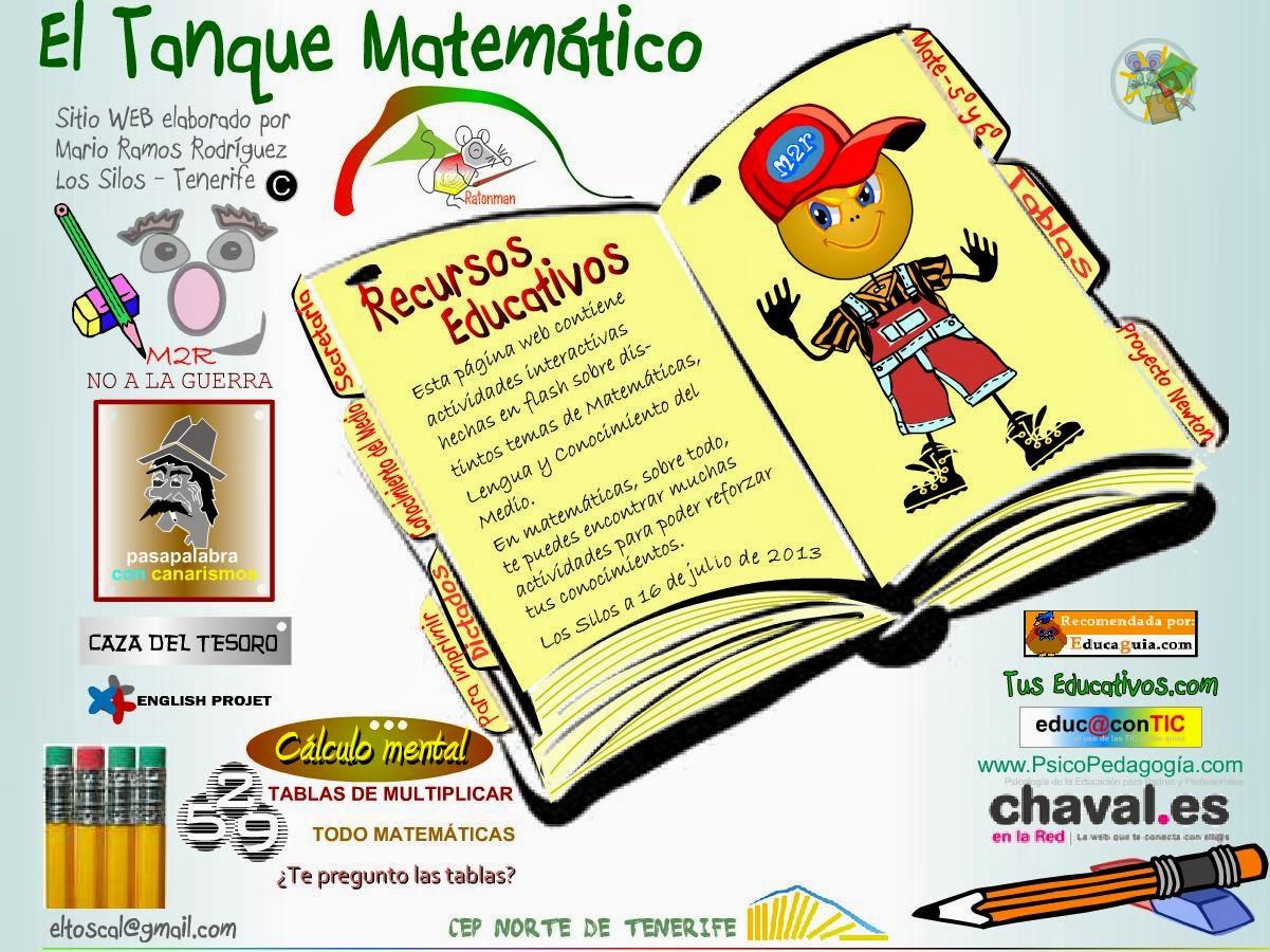 Juegos y recursos matemáticos