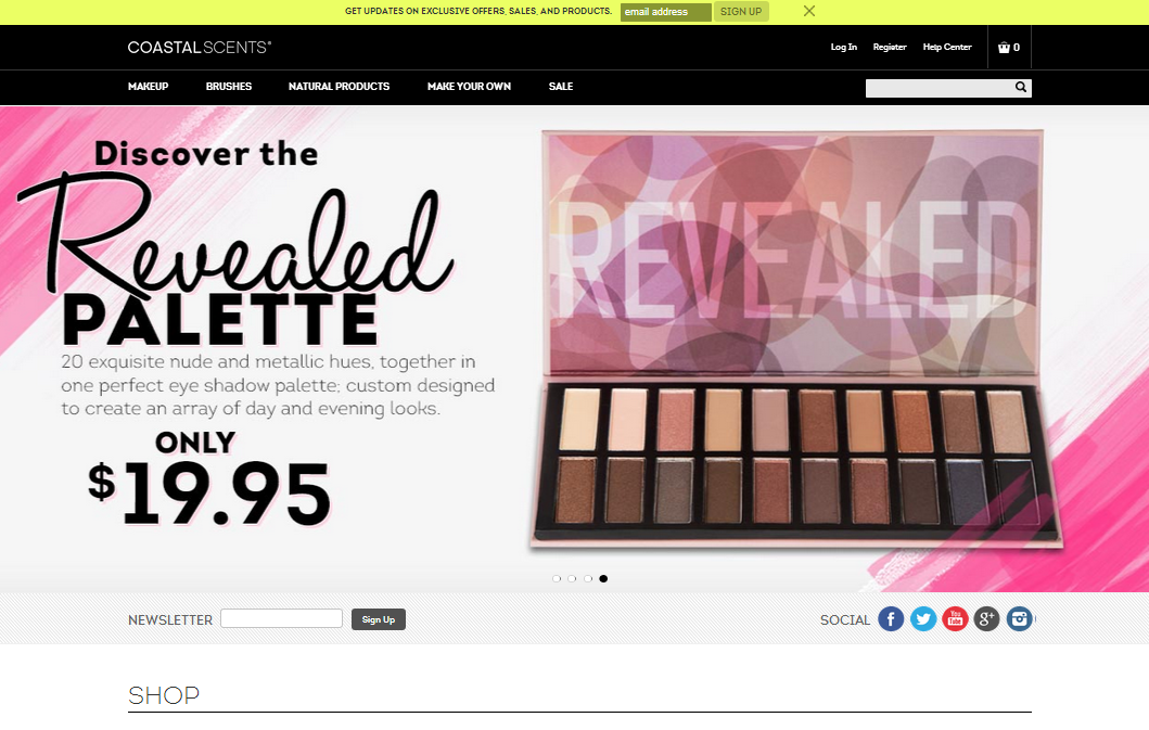 Affordable makeup sites