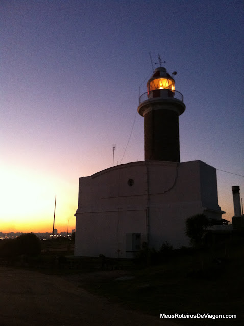 Farol de Punta Carretas - Montevidéu, Uruguai