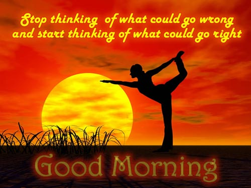 Good Morning One Word Or Two : Inspirational good morning quotes with beautiful images