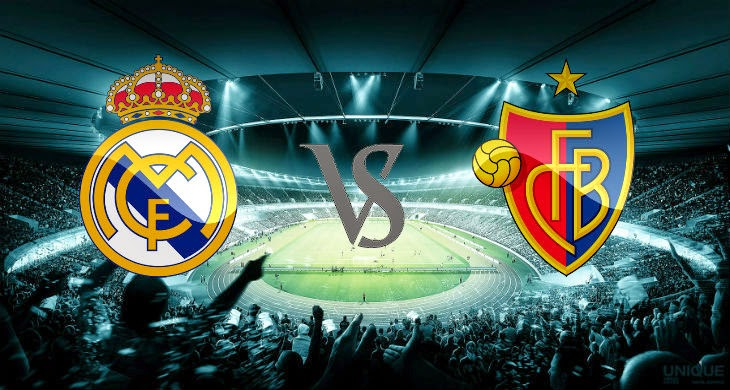 Prediksi Bola Real Madrid vs Basel 17 September 2014