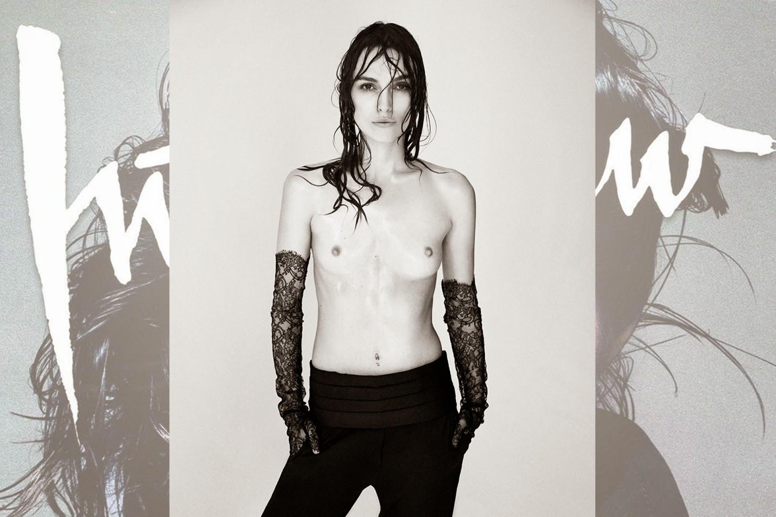 Nude keira knightley photoshop
