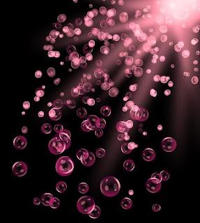 Glow in the dark bubbles? yes please!!!!