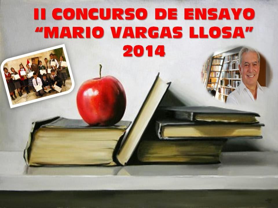 II CONCURSO DE ENSAYO