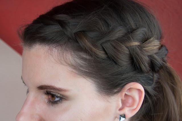 Haarpflege- und Styling mit balea