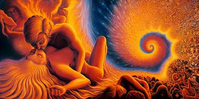 Spiral Genesis de Mark Henson