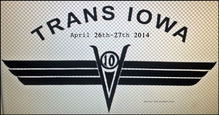 THE TRANS IOWA RACE V.10