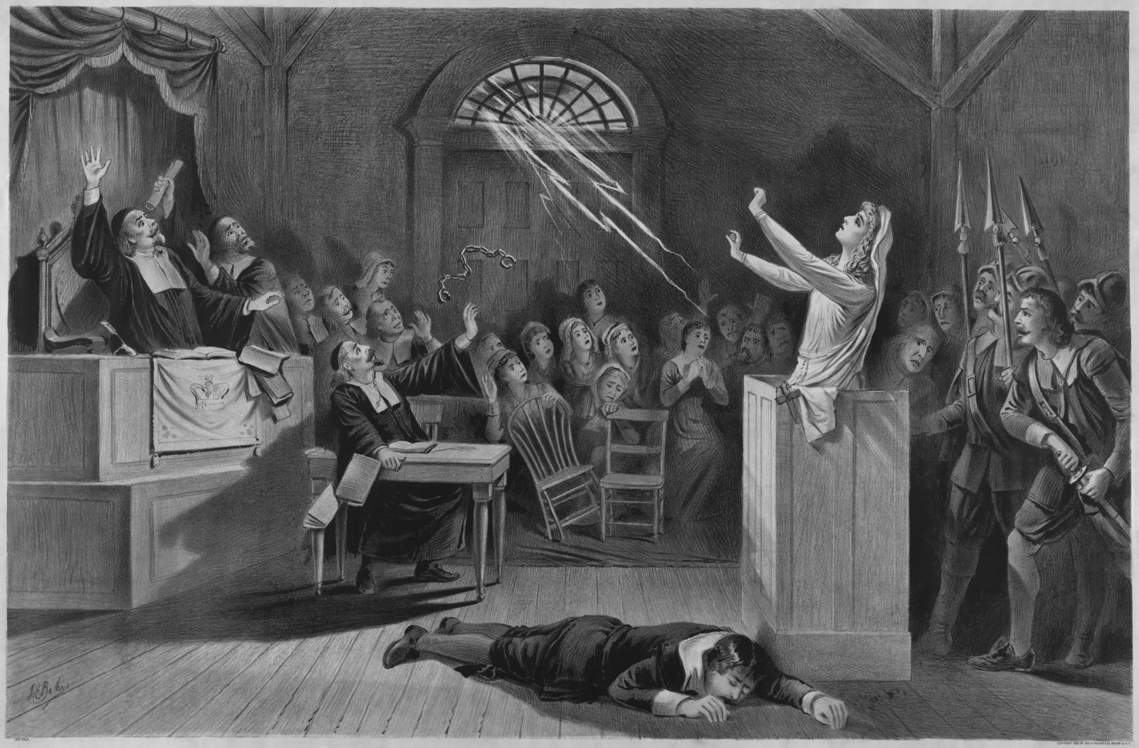 essay salem trial witch