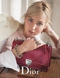 DIOR x Jennifer Lawrence SS2016 Ad Campaign